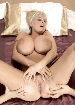 Busty crystal gunns excited