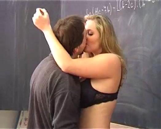 Fucking Hot Blonde Teacher