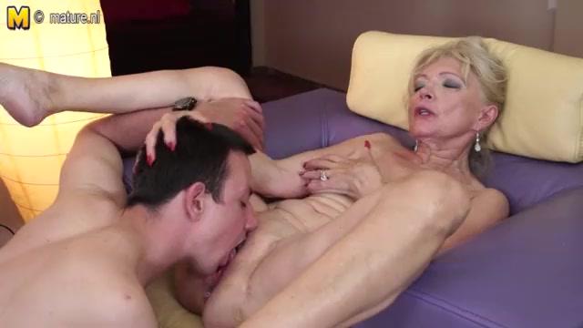 mature granny fucking Horny