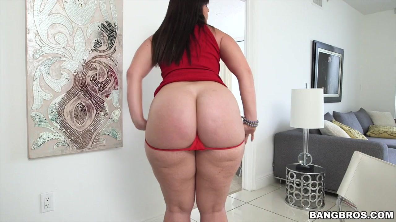 Big Ass Mature Anal Fingering
