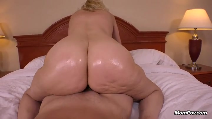 Big ass got fucked
