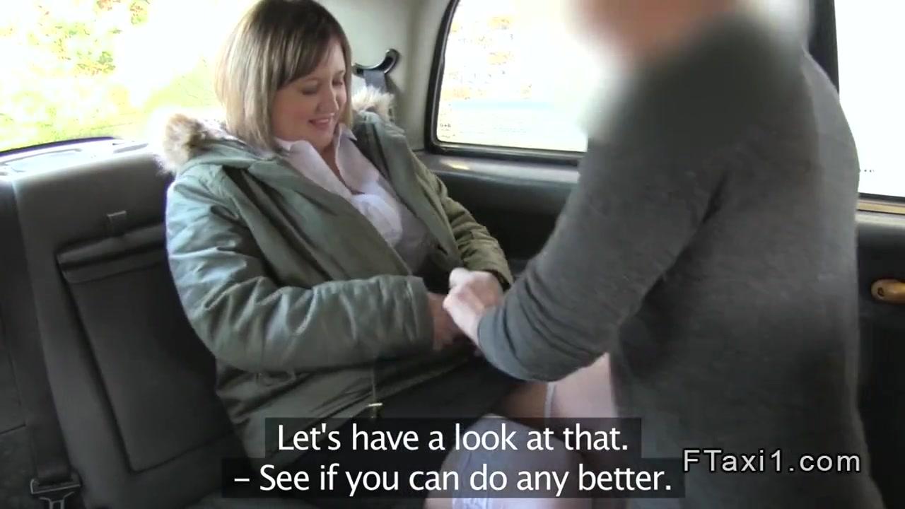Bbw car sex