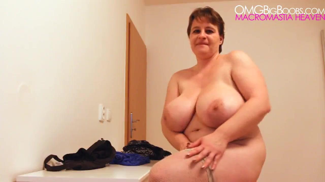 Big Natural Tits Mom Creampie