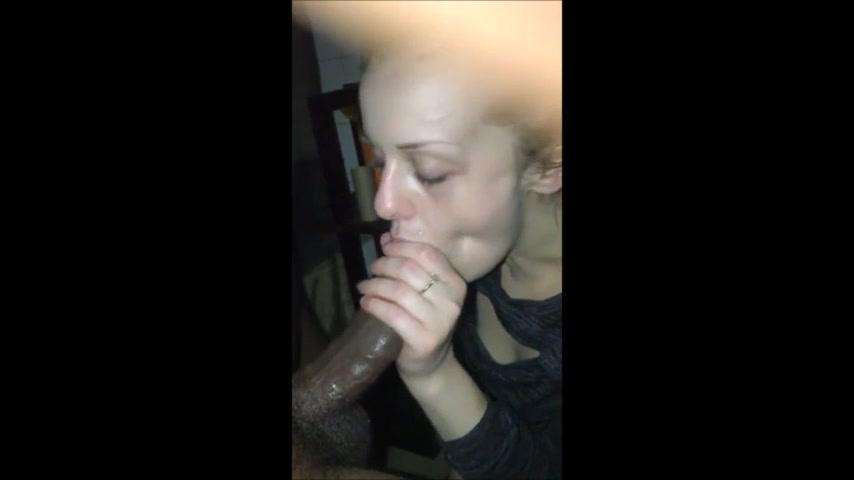 Bbc Blowjob Cum Mouth Swallow