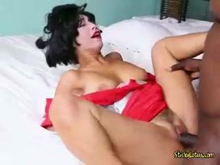 Hardcore big black dick